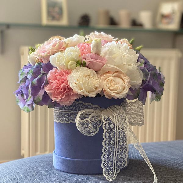 """Flower box """"Opowieść o lecie"""""""