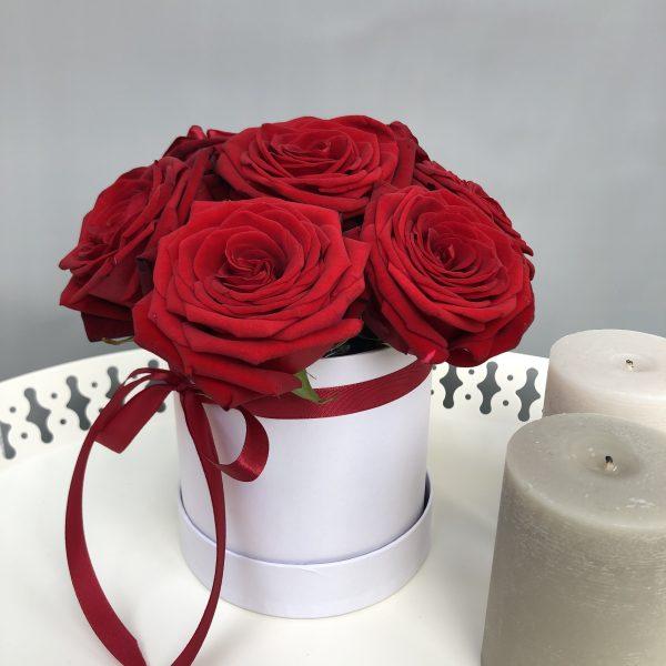 """Flower Box """"Lampion miłości"""""""