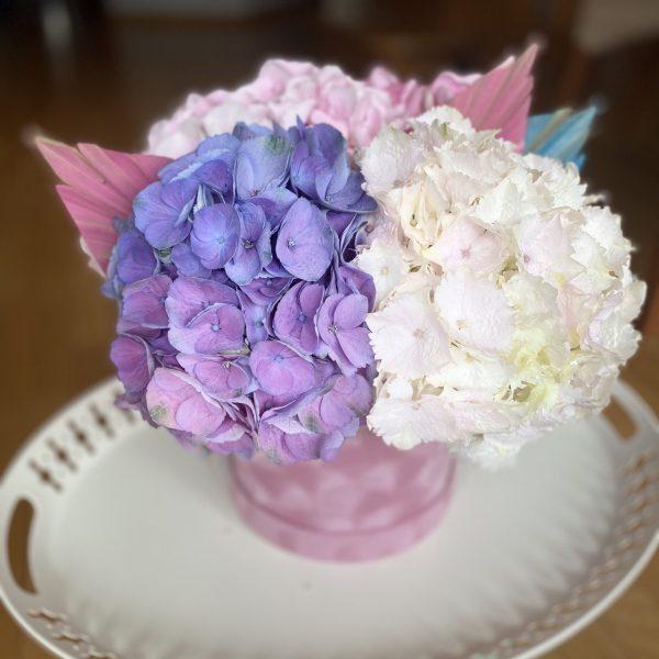 """Flower Box """"Barwy szczęścia"""""""