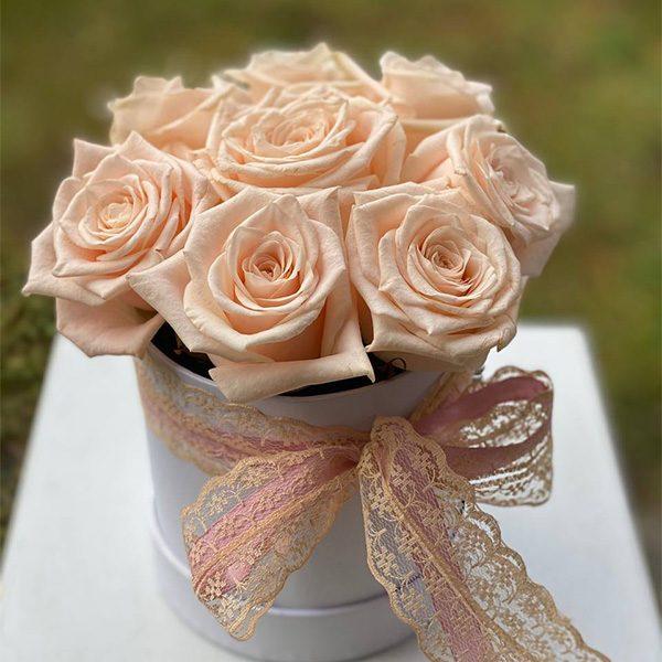 """Flower Box """"Promyk słońca"""""""