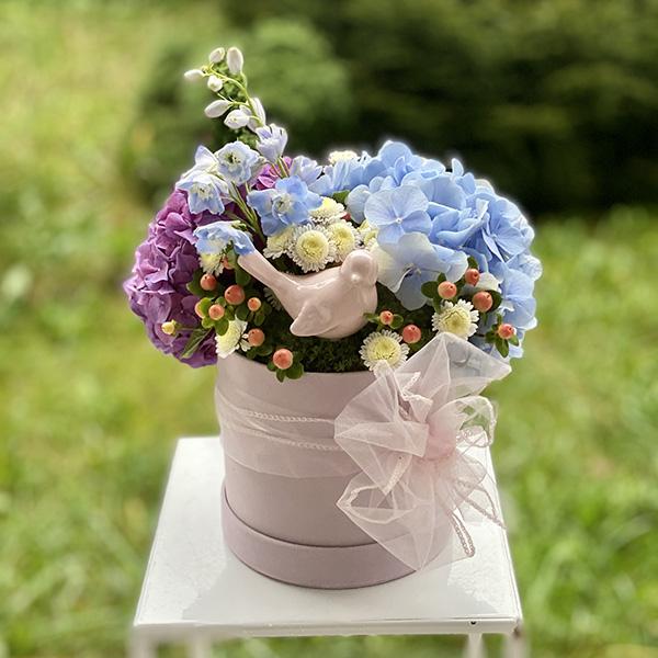 """Flower box """"Zaczarowany las"""""""