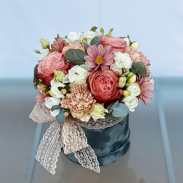"""Flower Box """"Cynamonowy"""""""
