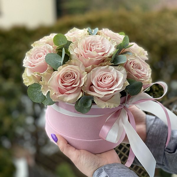 "Flower Box ""Welur"""
