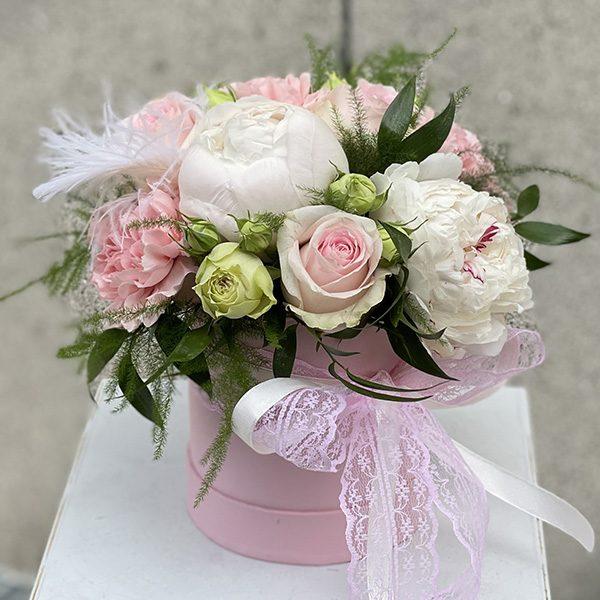 """Flower box """"Wielki Gatsby"""""""